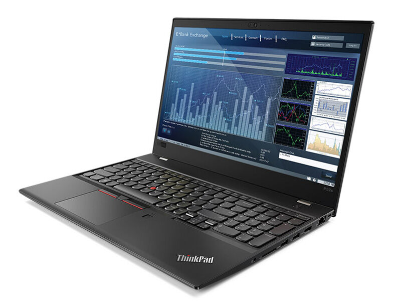 Lenovo ThinkPad P52s, i7 8550U 1.8Ghz, 16GB, 256GB SSD