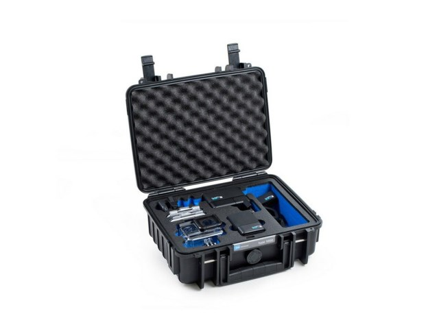 B+W Outdoor Case Type 1000 svart till GoPro Hero 5/6/7