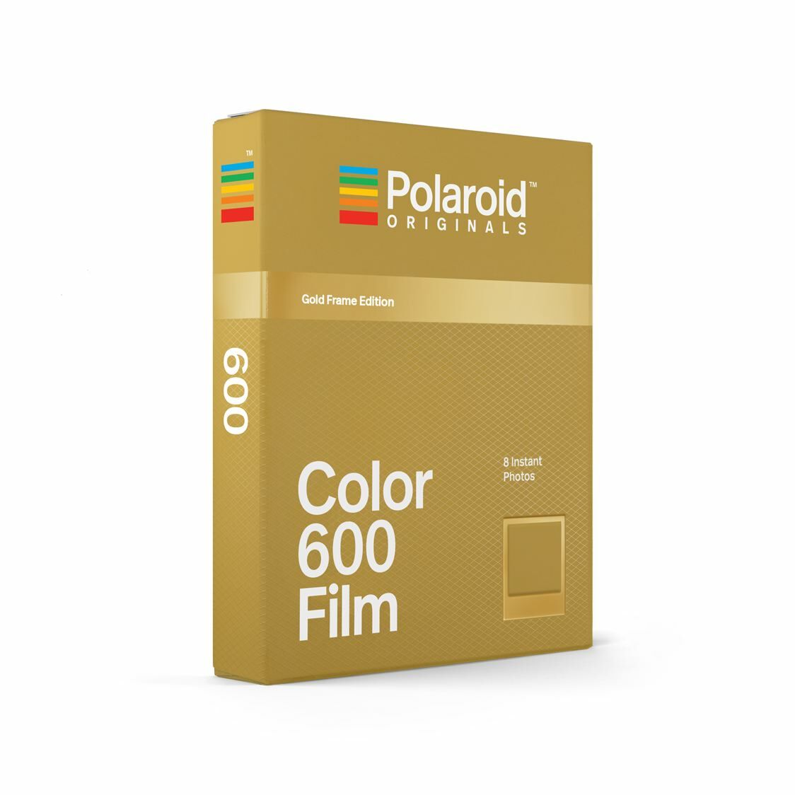 Polaroid Originals Film Colour Film 600 Metallic Gold