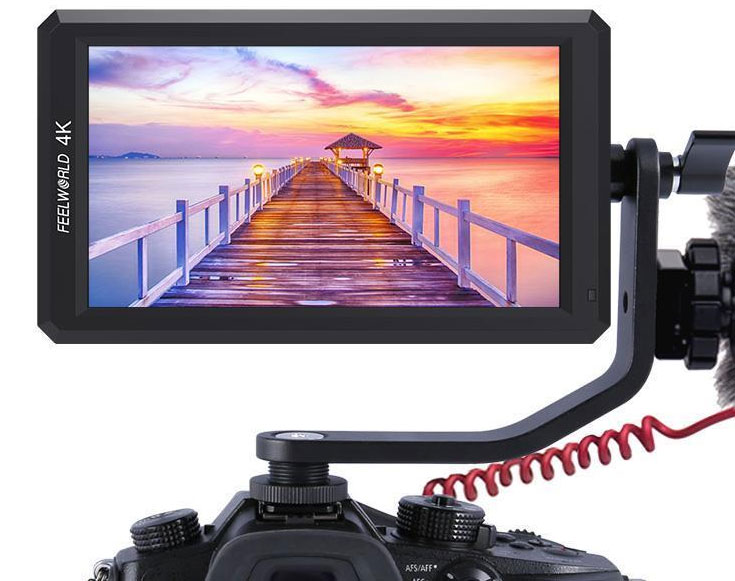 Feelworld F6 LCD-monitor 5,7""
