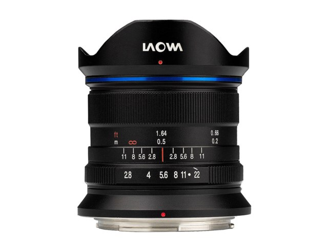Laowa 9mm f/2,8 Zero-D DL mount
