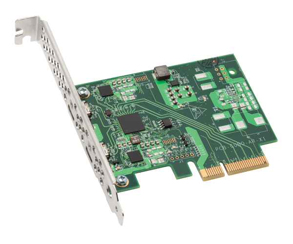 Sonnet Thunderbolt 3 upgrade card - Echo Express III-D / III-R
