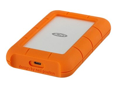 LaCie Rugged 5TB USB-C 3.1