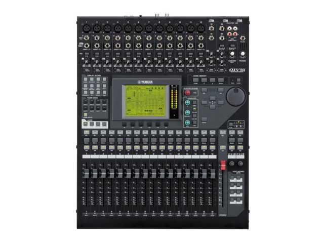 Yamaha 01V96i digitalt mixerbord