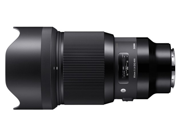 Sigma 85mm f/1,4 DG HSM Art till L-mount