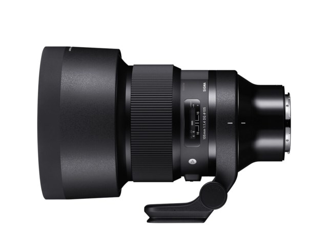 Sigma 105mm f/1,4 DG HSM Art till L-mount