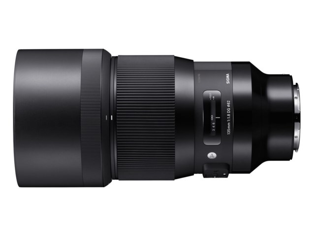 Sigma 135mm f/1,8 DG HSM Art till L-mount