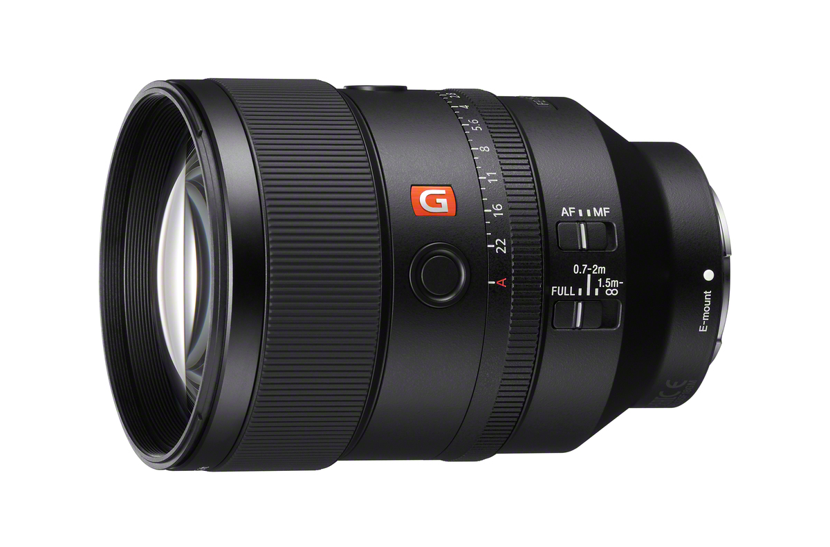 Sony FE 135mm f/1,8 GM
