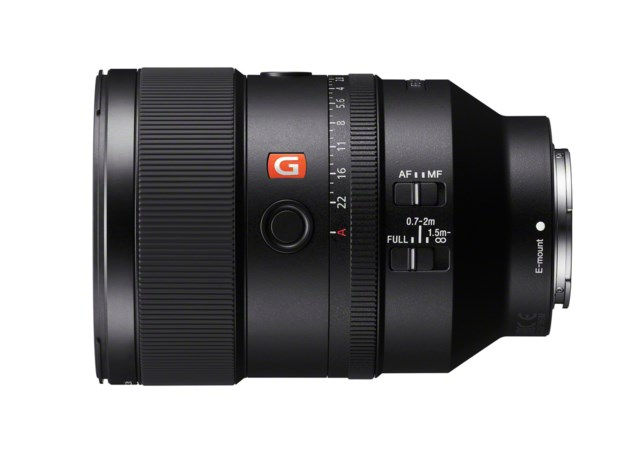 Sony FE 135mm f/1,8 GM (Begagnad)