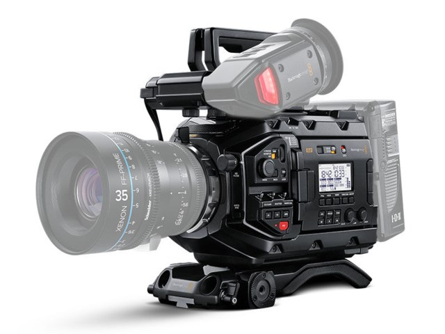 Blackmagic Design URSA Mini Pro 4,6K G2