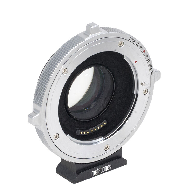 Metabones Canon EF till Micro 4/3 T CINE Speed Booster Ultra 0,71x