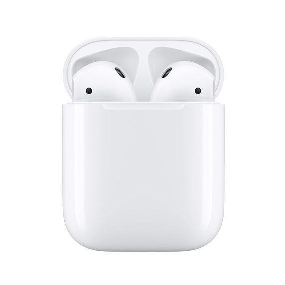 Apple Airpods med laddningsetui (2019)