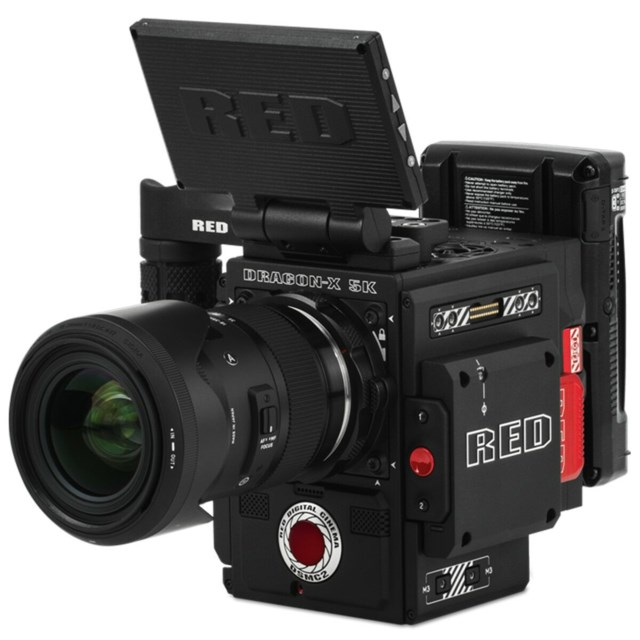 RED DSMC2 DRAGON-X Camera Kit