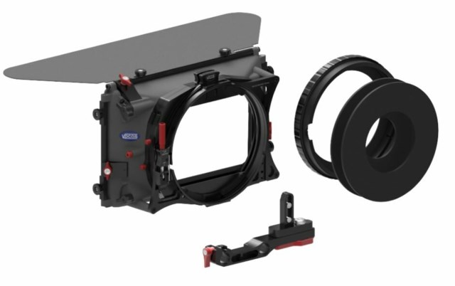 Vocas MB-436 matte box kit för kamera med 15mm rail
