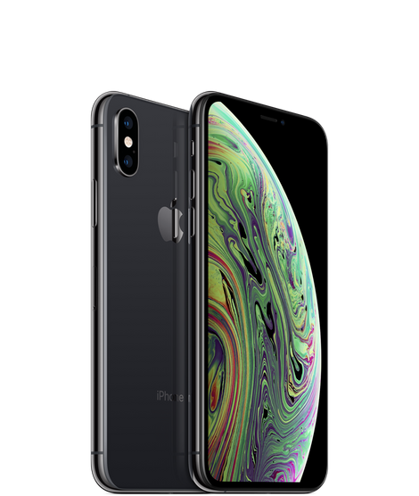 Apple Iphone XS 64GB Rymdgrå