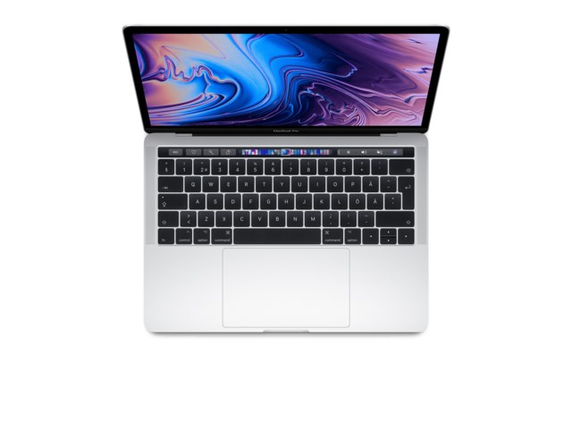 "Apple MacBook Pro 13"" i5 2,4Ghz, 16GB Ram, 512GB SSD, Intel Iris Plus 655, Touchbar, Silver"