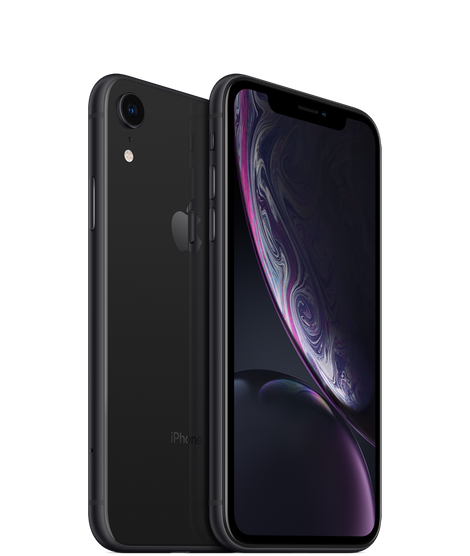 Apple iPhone XR 256GB svart