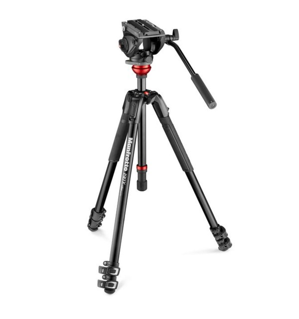 Manfrotto Stativkit Video MVK500190XV