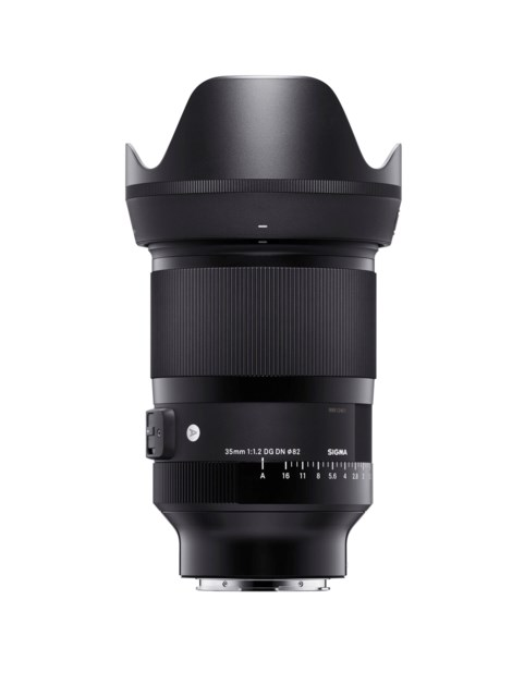 Sigma 35mm f/1,2 DG DN Art till Sony E