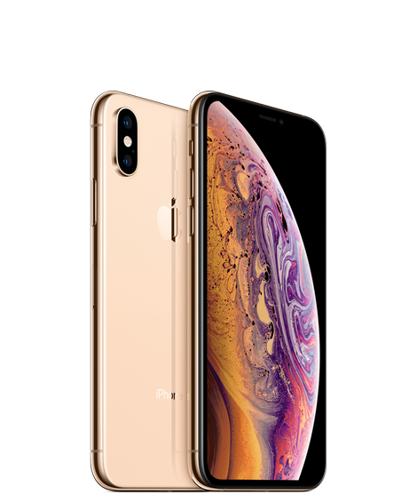 Apple iPhone Xs 64GB guld