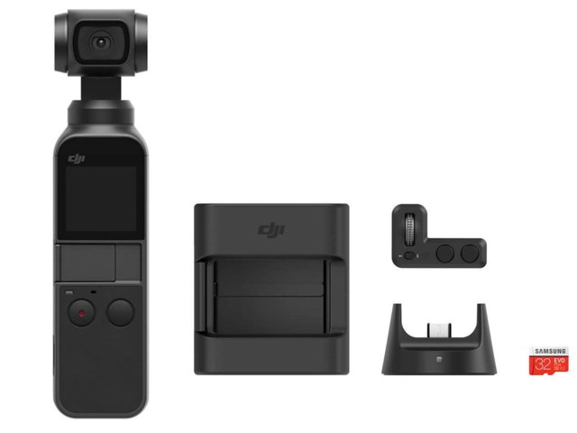 DJI Osmo Pocket + Expansion Kit