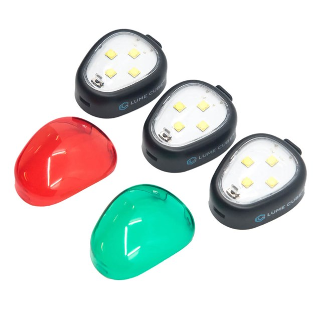 Lume Cube Strobe Anti Colision Light 3PK