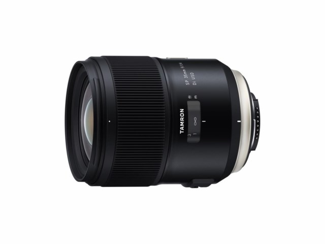 Tamron SP 35mm f/1,4 Di USD till Nikon