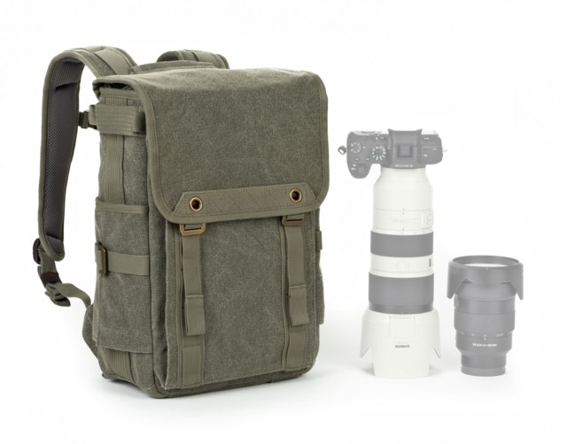 Think Tank Kameraryggsäck Retrospective Backpack 15 Pinestone