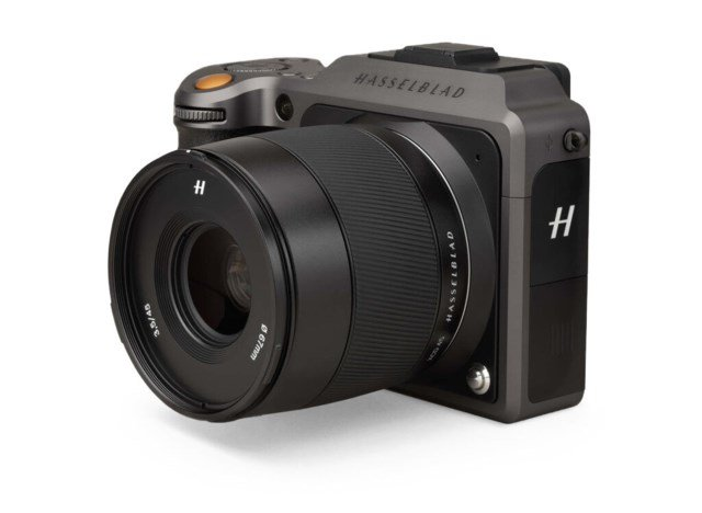 Hasselblad X1D II 50C +XCD 45mm f/3,5