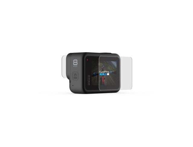 GoPro Tempered glass + screen protectors