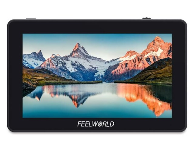 "Feelworld F6 Plus 5,5"" 1920x1080 IPS HDMI med 4K-stöd"
