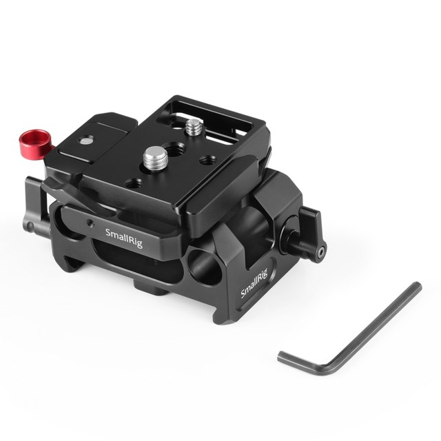 SmallRig Baseplate 2266 BMPCC 4K/6K Manfrotto 501PL Comp