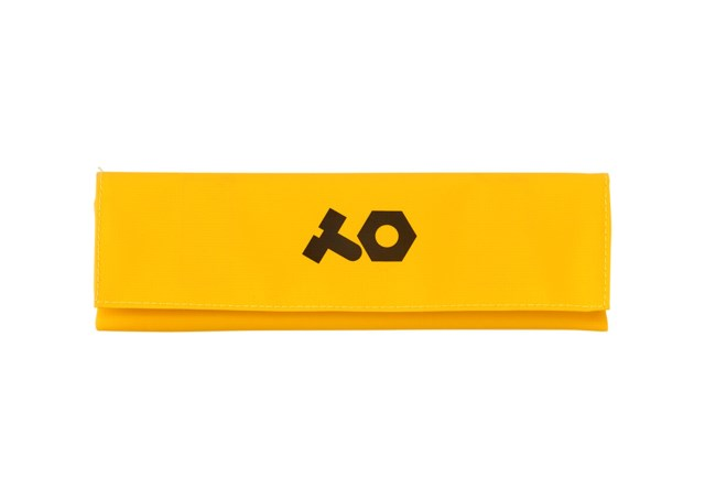 Teenage Engineering PVC roll up yellow bag