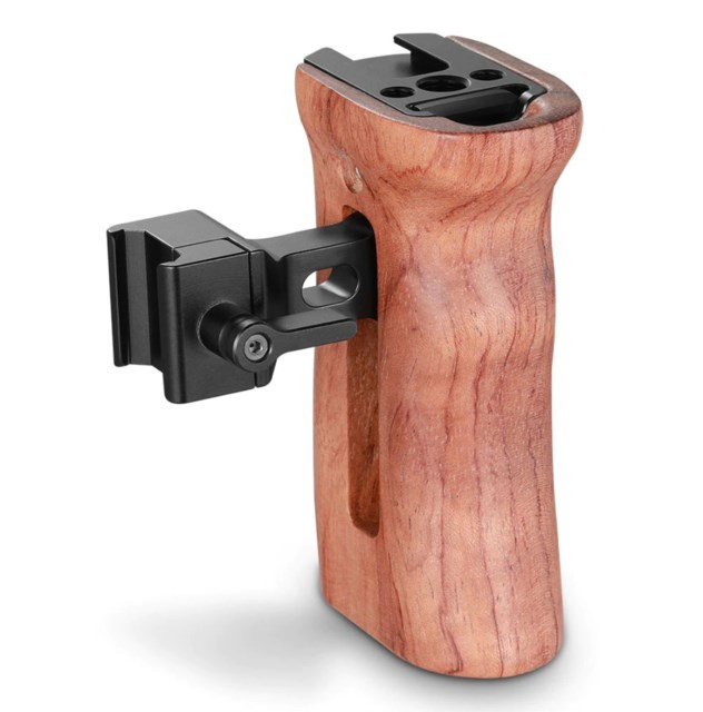 SmallRig Side Handle 2187 Wooden Nato