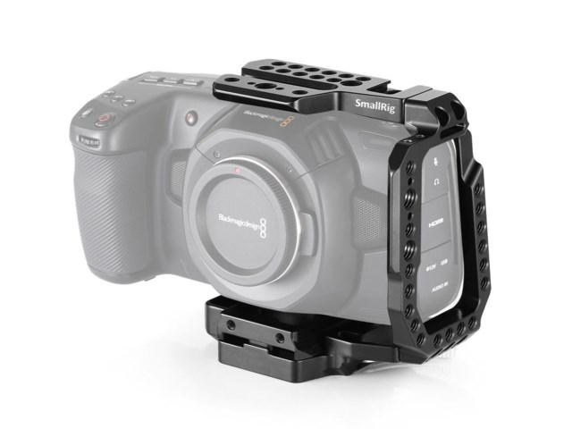 SmallRig Half Cage 2255 för Blackmagic Design Pocket Cinema 4K / 6K