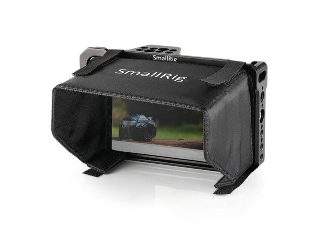 SmallRig Cage 2231 för SmallHD 502 med sunhood