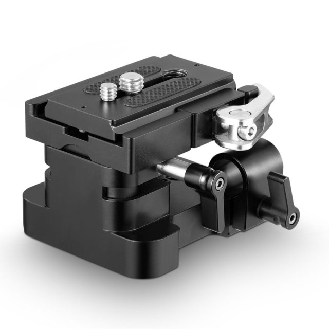 SmallRig Universal 15mm Rail Support Baseplate 2092