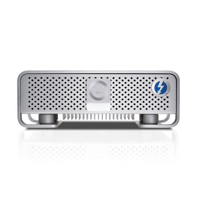 G-Technology G-DRIVE USB G1 4000GB Silver EMEA