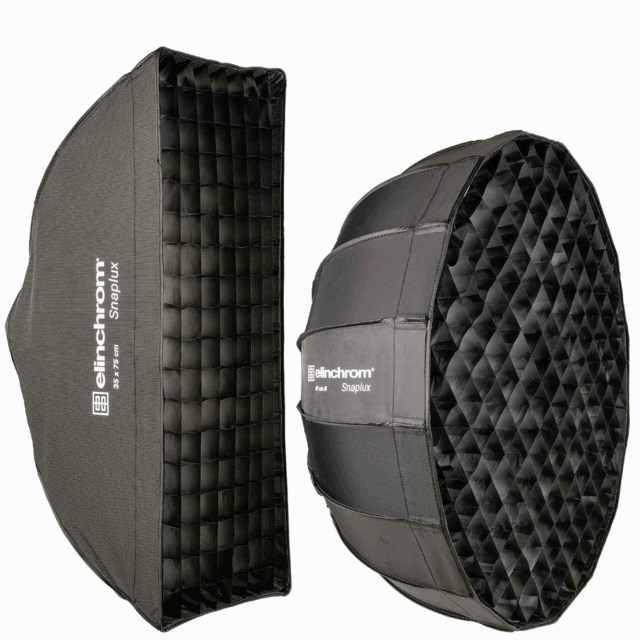Elinchrom Softbox Portrait Kit