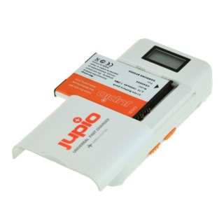 Jupio Universal fast charger LCD version