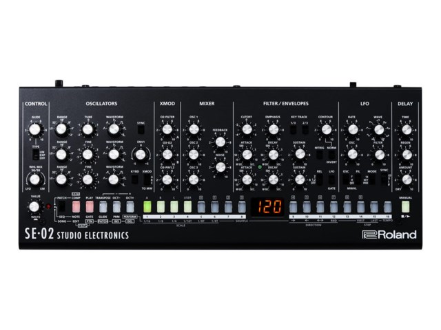 Roland Boutique SE-02 Analog Synthesizer