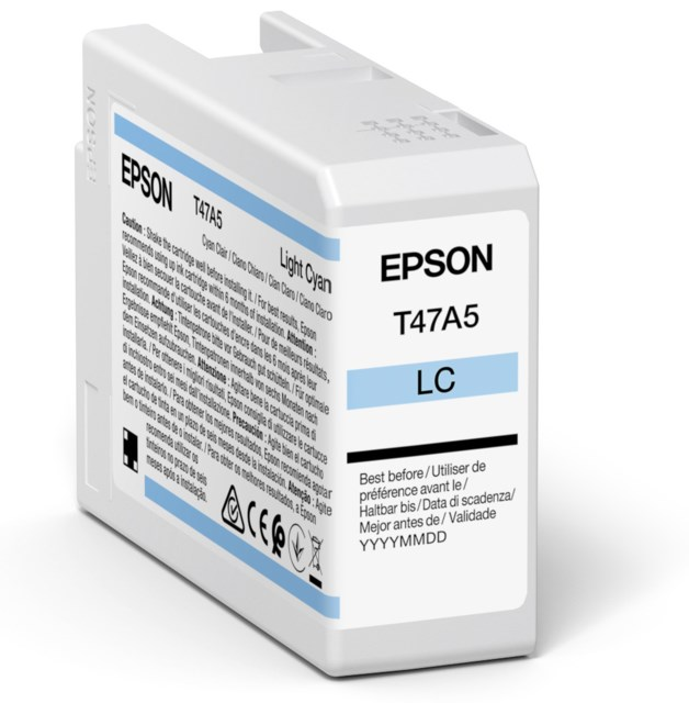 Epson Light Cyan till SC-P900 - 50ml