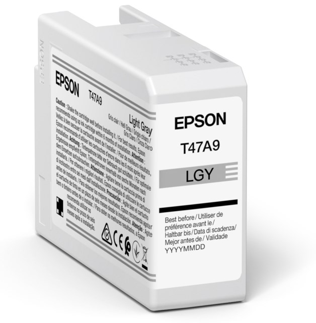 Epson Light Gray till SC-P900 - 50ml