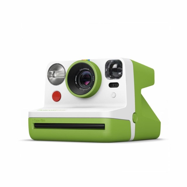 Polaroid Originals Now Green