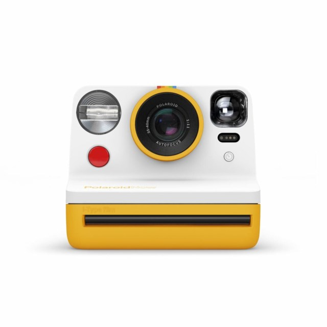 Polaroid Originals Now Yellow