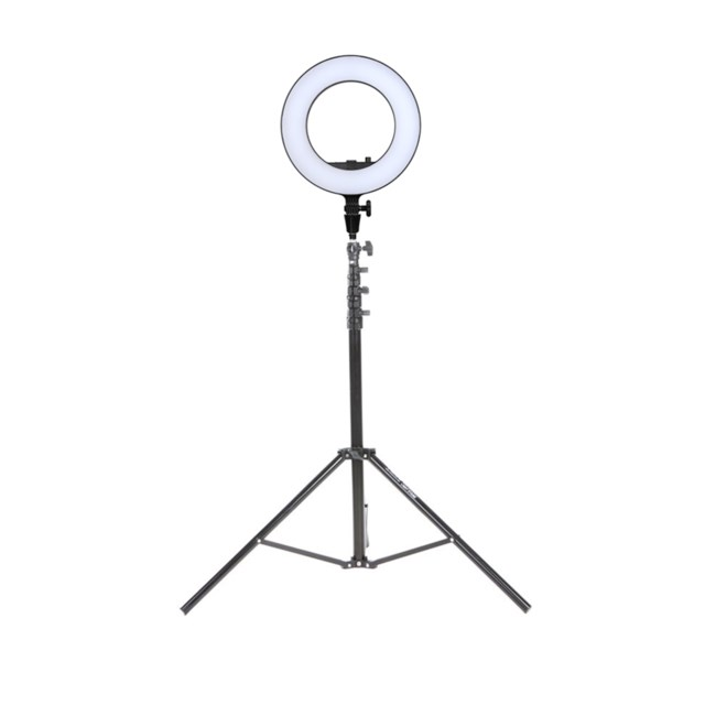 Godox LED-Belysning Ring Light LR180 + belysningsstativ