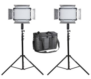 Godox LED500LRC LED Light 2Kit