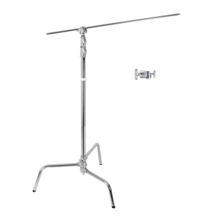 Godox C-Stand with Arm Kit 270cm Silver