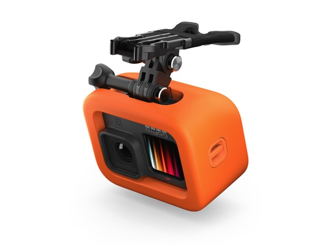 GoPro Bite Mount + Floaty till Hero9 Black
