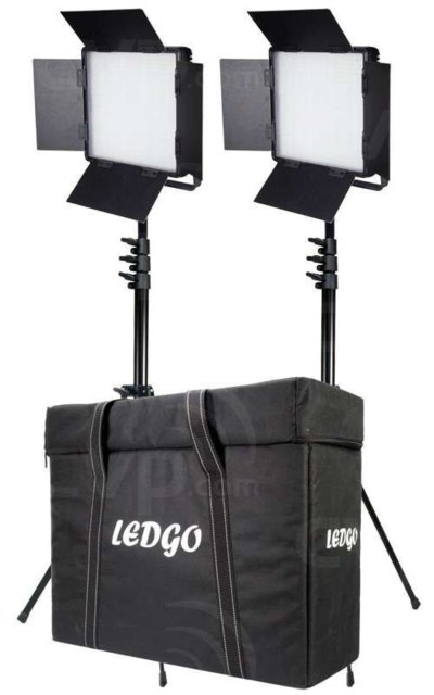 LedGo LED-belysning LG-600CSCII 2KIT+T (Bi-color)